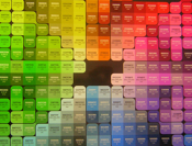 electronic color standards